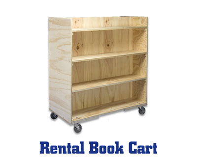 Product-Rental-Book-Cart