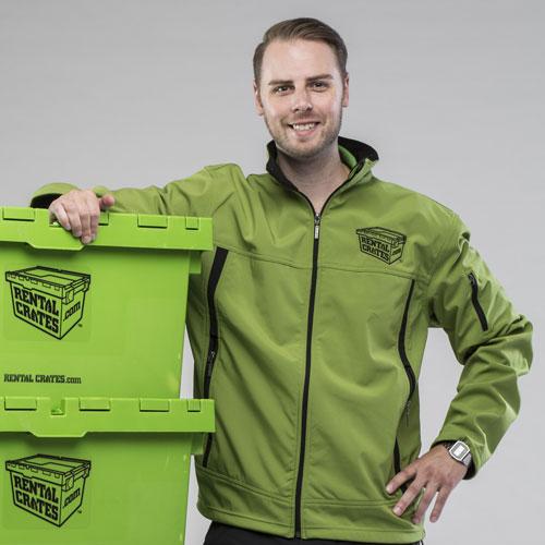 Rental Crates.com Press – James Crowley 2