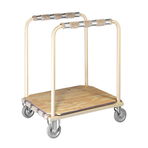 Rental Crates.com Rental Panel Cart