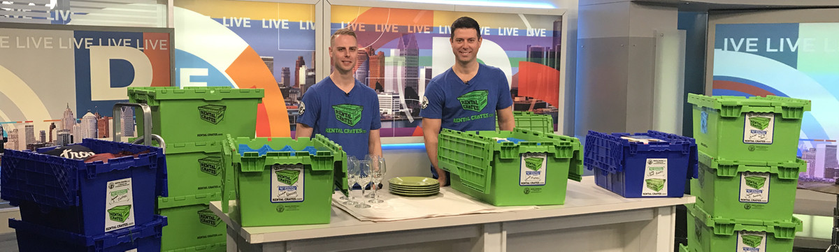 Rental Crates.com featured on Live In The D