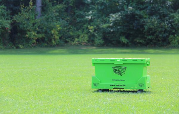 Rental Crates – The Green Alternative