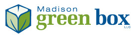 Madison Green Box Logo